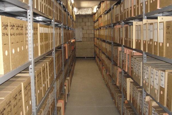 UG Lager Archiv